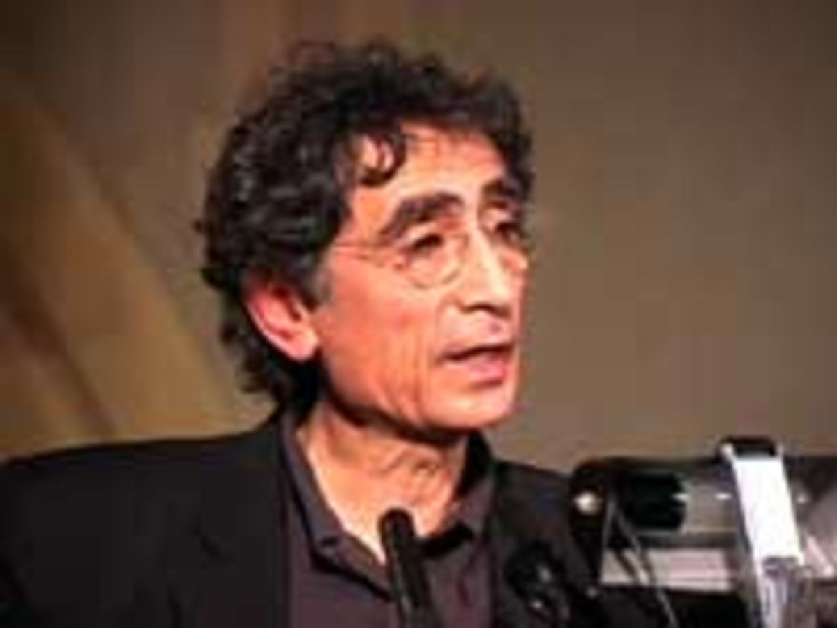 The Seductive (But Dangerous) Allure of Gabor Maté | Psychology Today