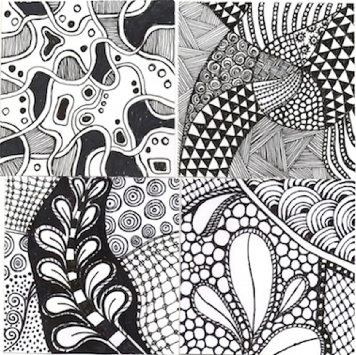 Calm Down And Get Your Zentangle On Psychology Today