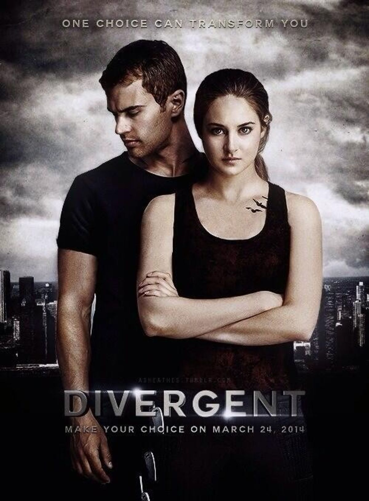 Divergent Ain't So Divergent | Psychology Today