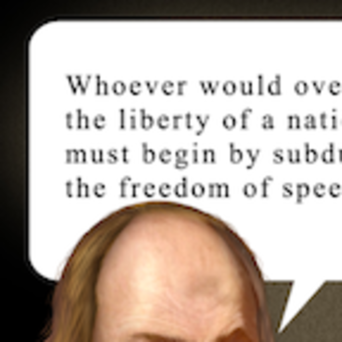Principle Number Nine: Freedom of Speech | Psychology Today