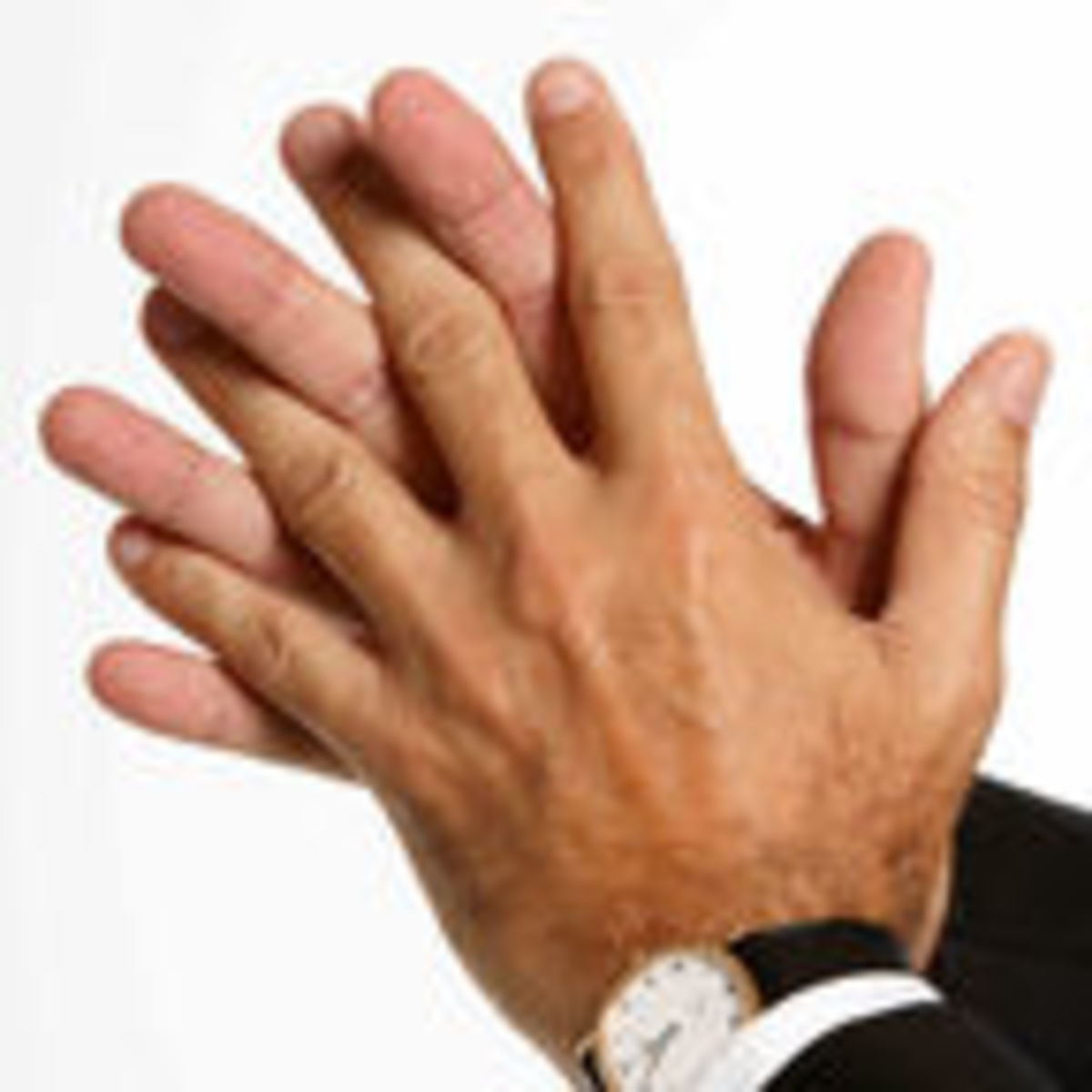Body Language of the Hands | Psychology Today