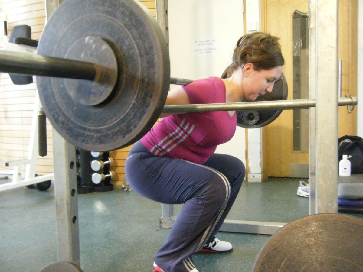 What Powerlifting Can Do for a Former Anorexic | Psychology