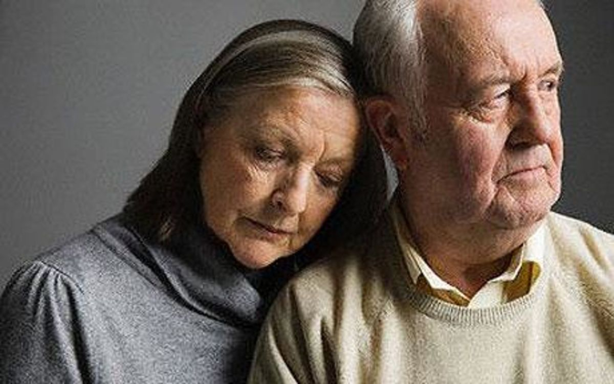 dating while spouse is terminally ill
