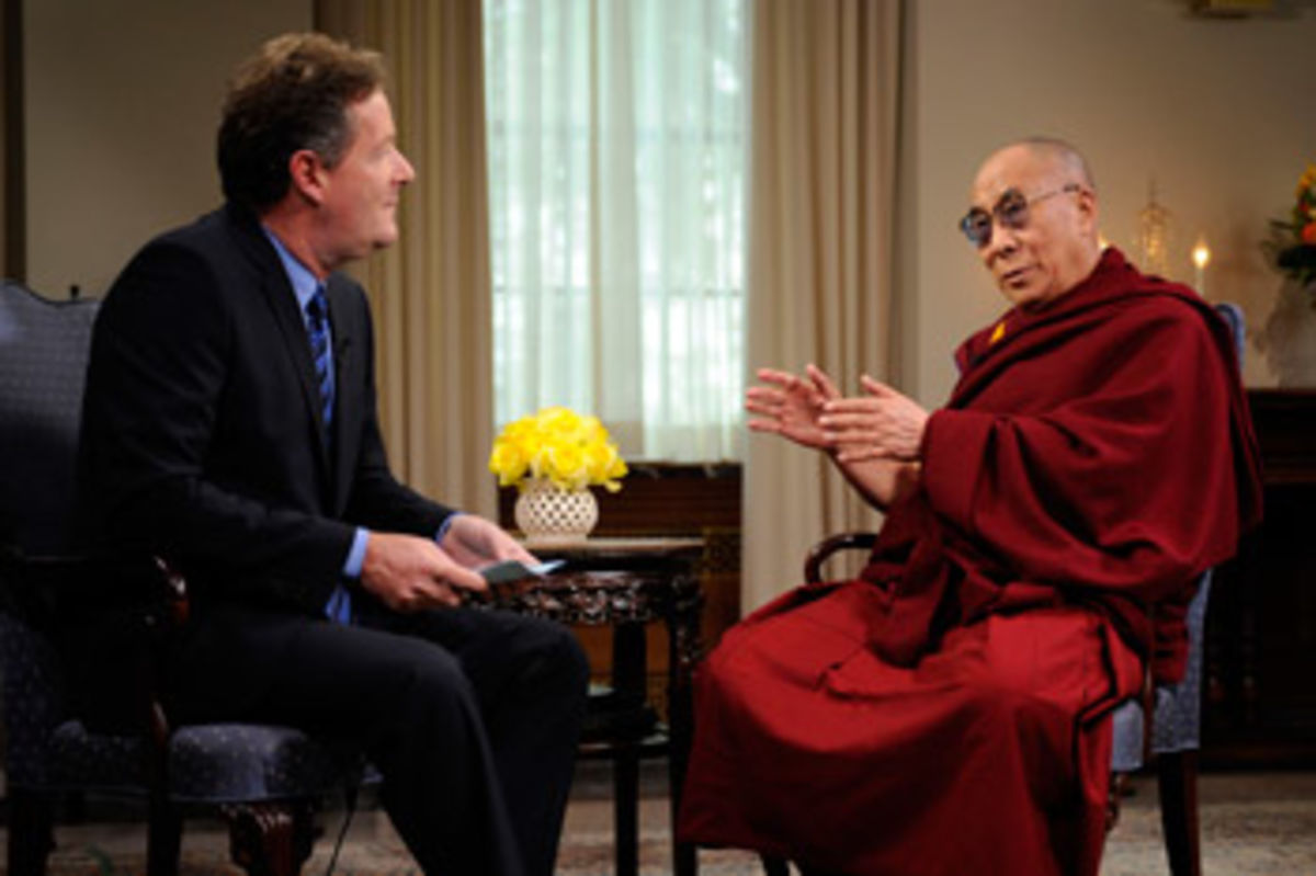 Sex, Celibacy and Spirituality: Why the Dalai Lama Doesn't Date