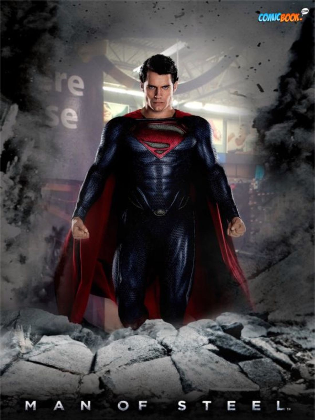 Forging Man of Steel | Psychology Today
