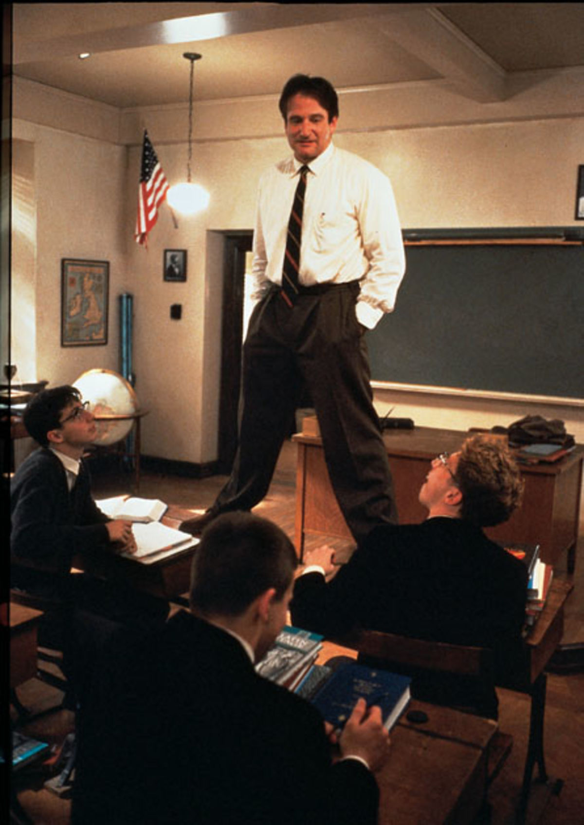 The Loss of Robin Williams and Holistic Care for Depression