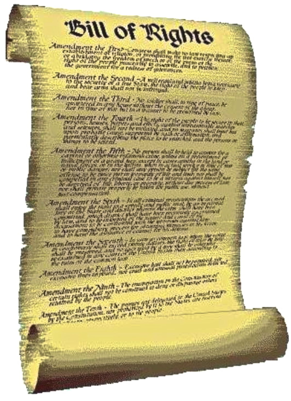 Four Common Misconceptions About the Bill of Rights   Psychology Today