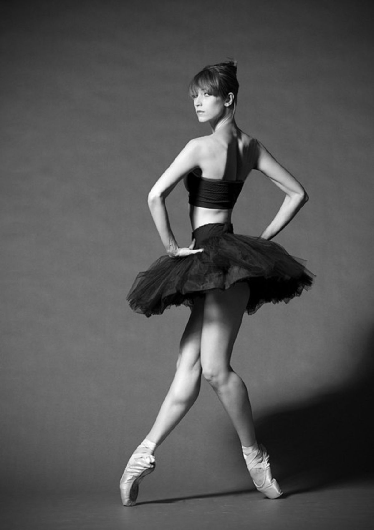 Lean, Long Muscles at the Barre | Psychology Today
