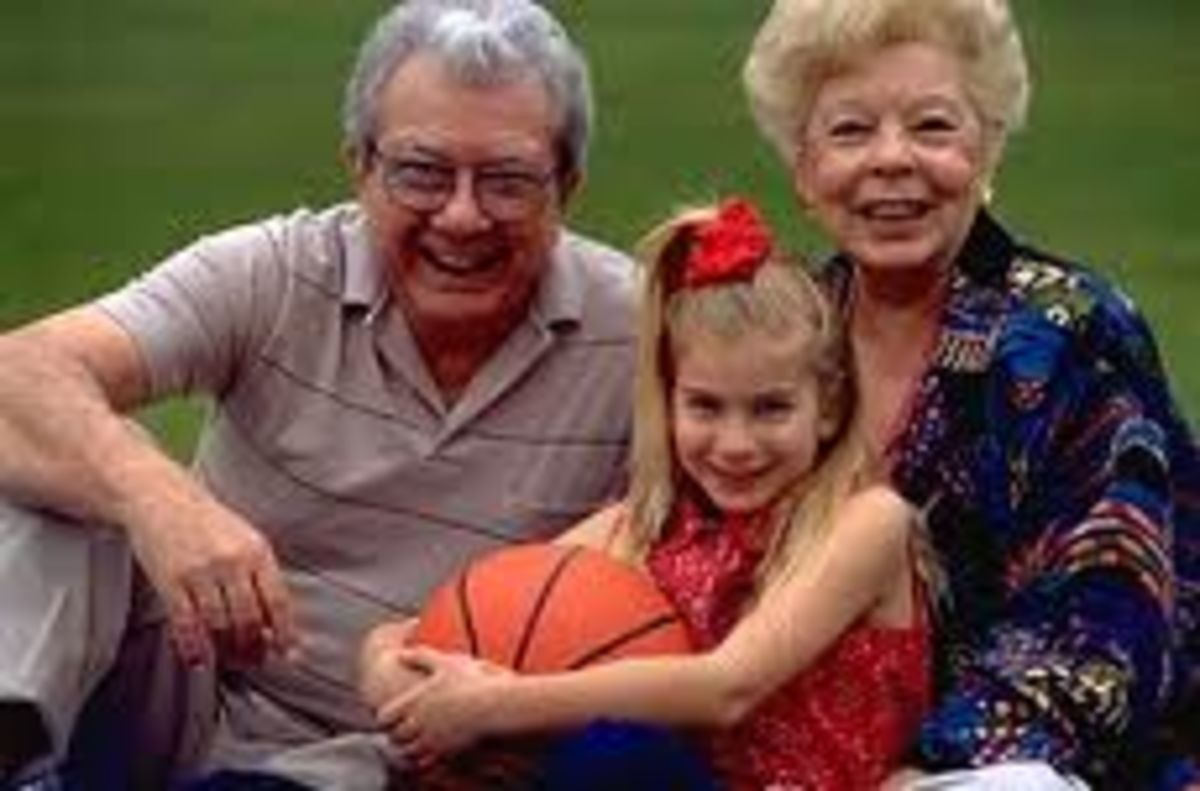 Grandparents Raising Grandchildren | Psychology Today