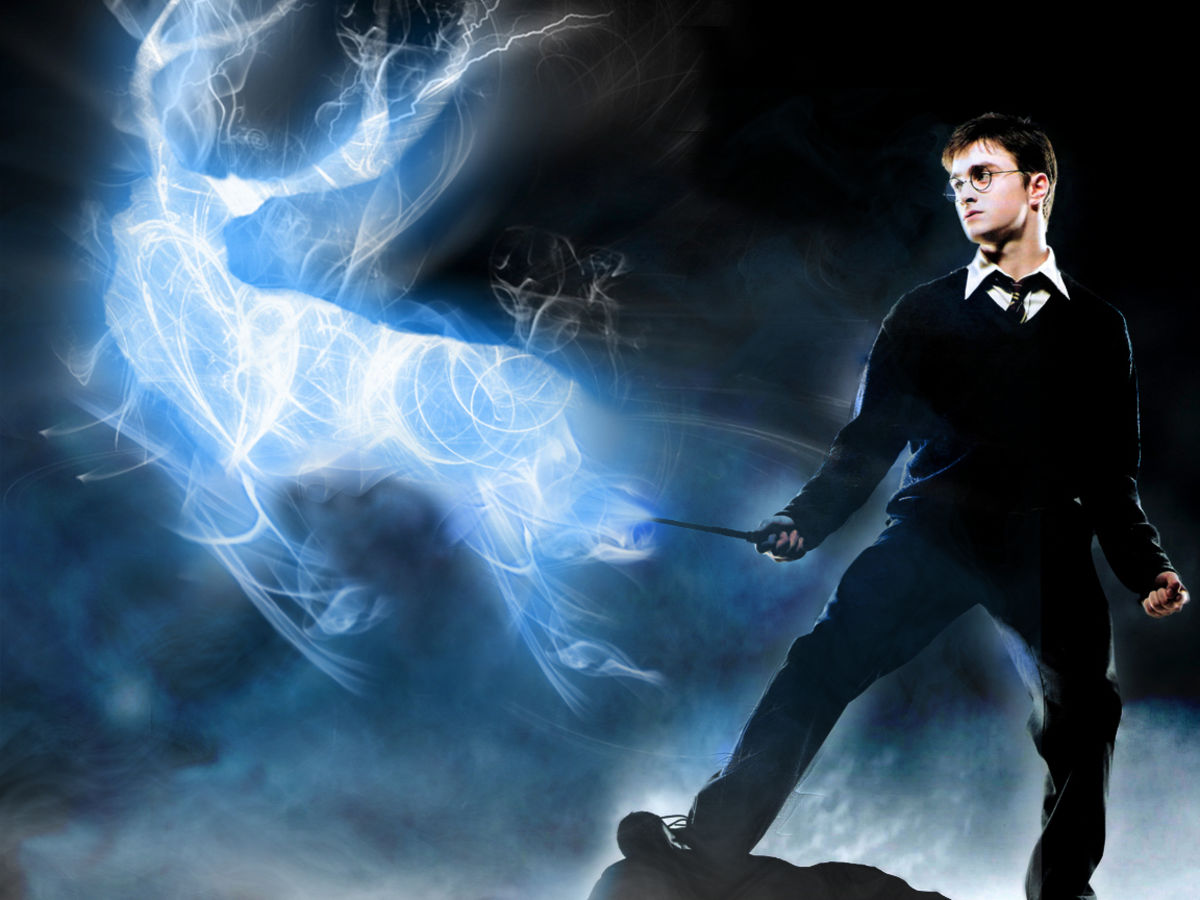 Spells and Charms: Harry Potter and the Power of Positive