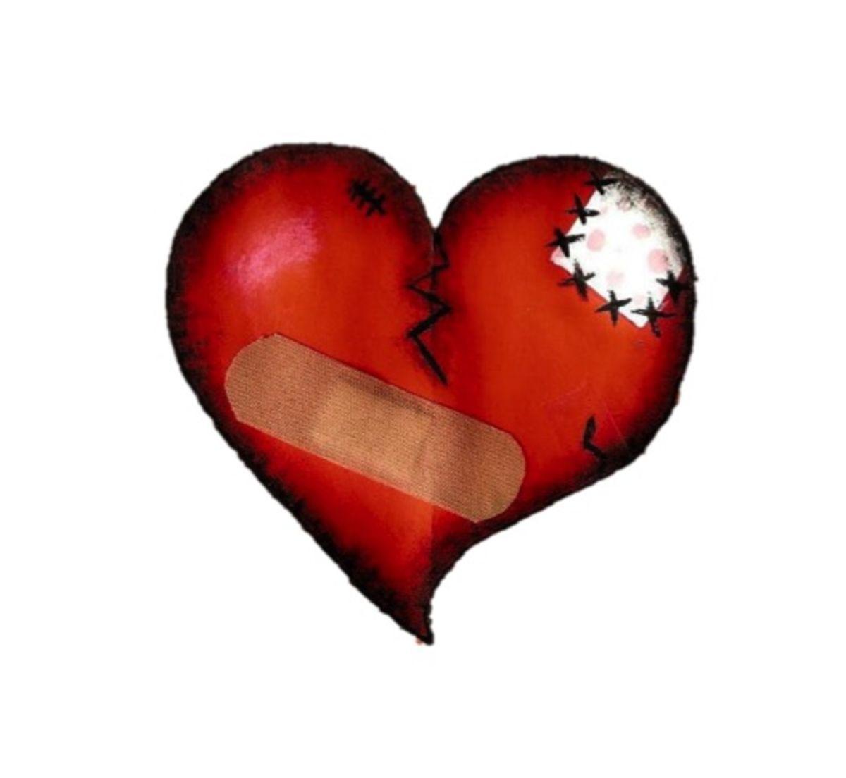 Broken Hearts and Broken Bones | Psychology Today
