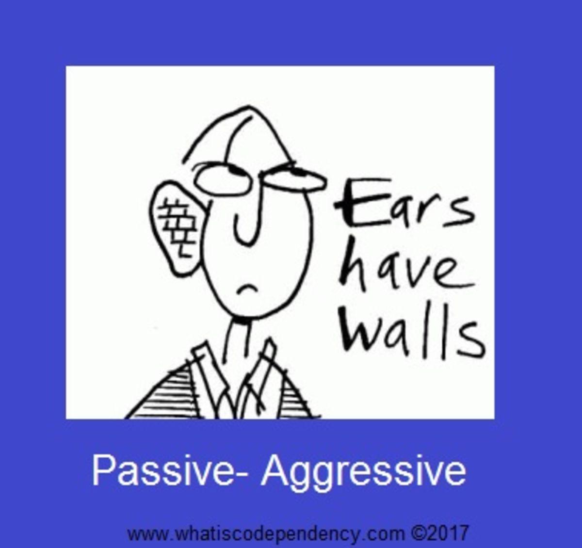 passiv aggressiv test