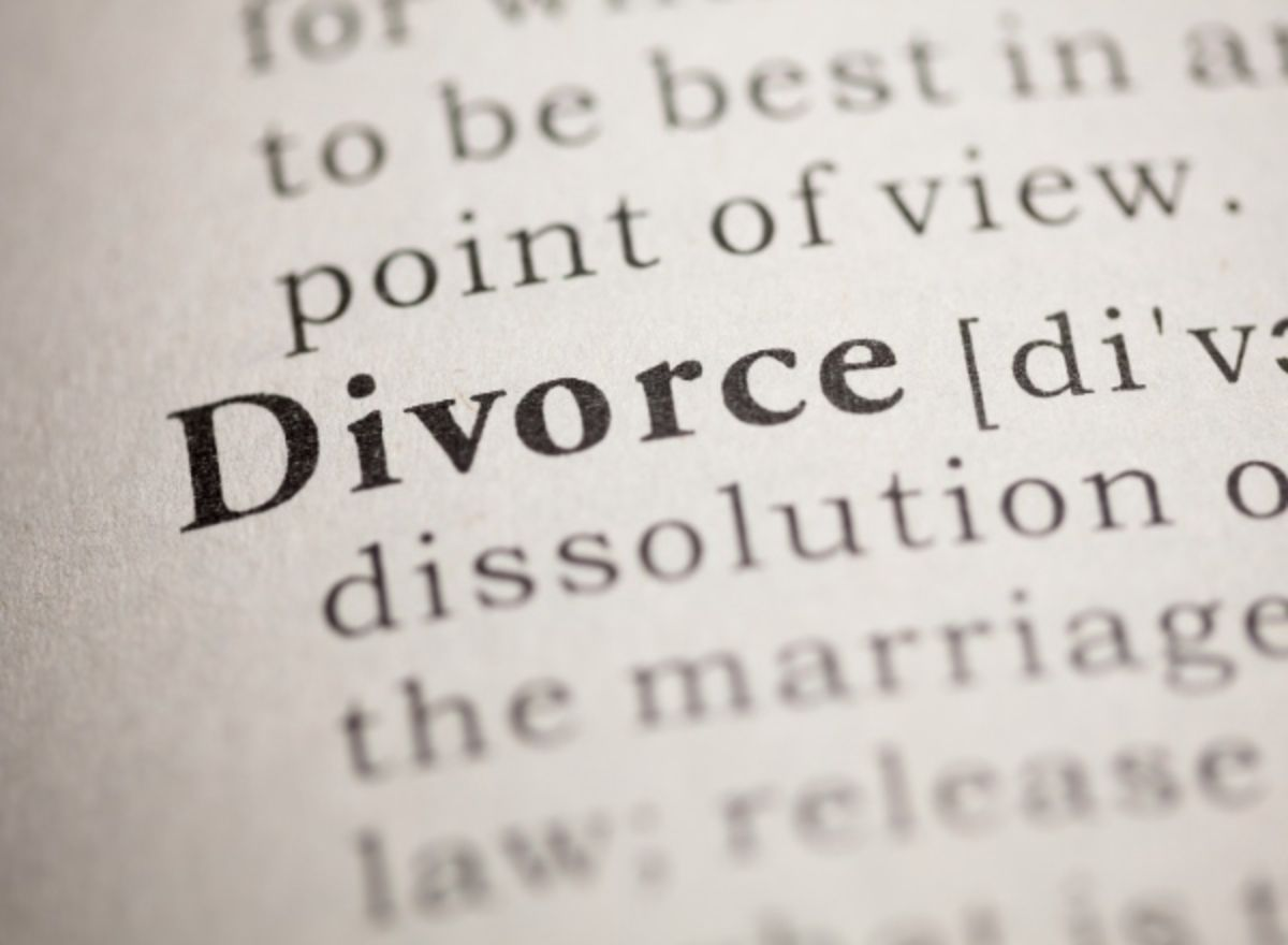 How to know when your husband wants a divorce