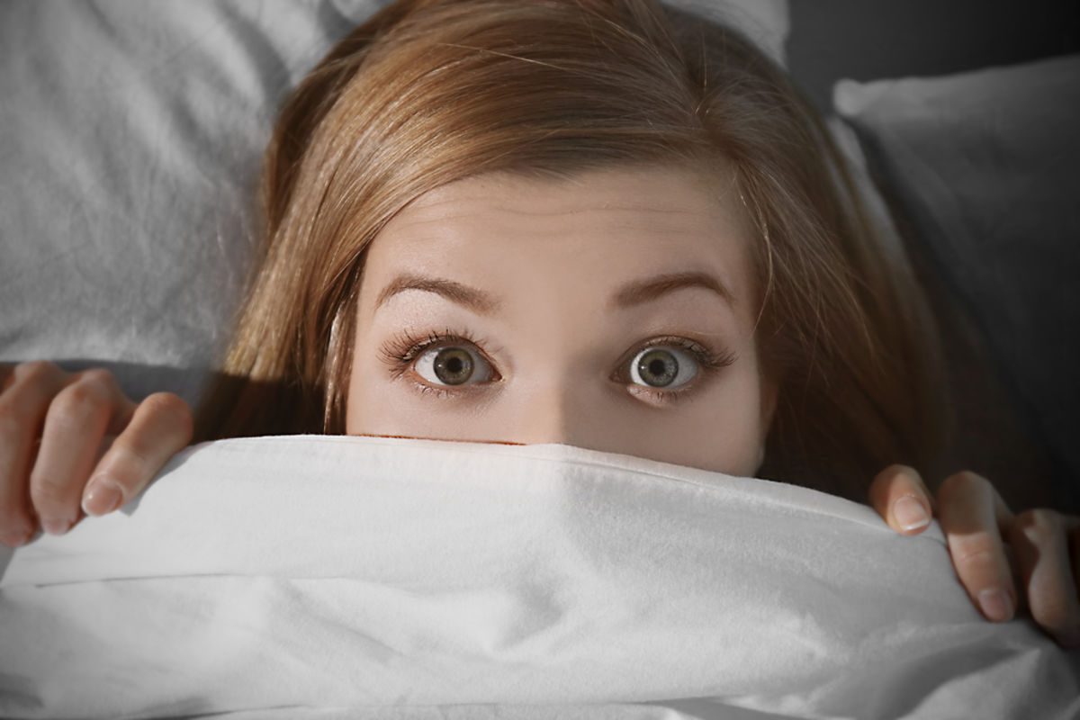 Seeing Ghosts in Your Bedroom? It's Sleep Paralysis | Psychology Today