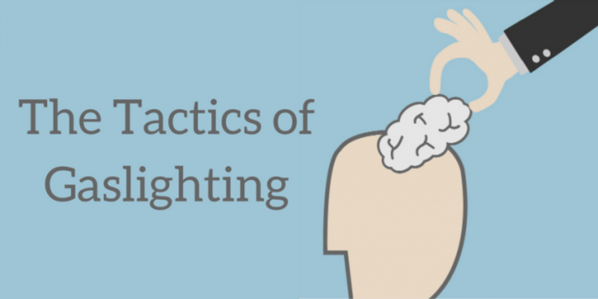 How To Recognize 5 Tactics Of Gaslighting Psychology Today