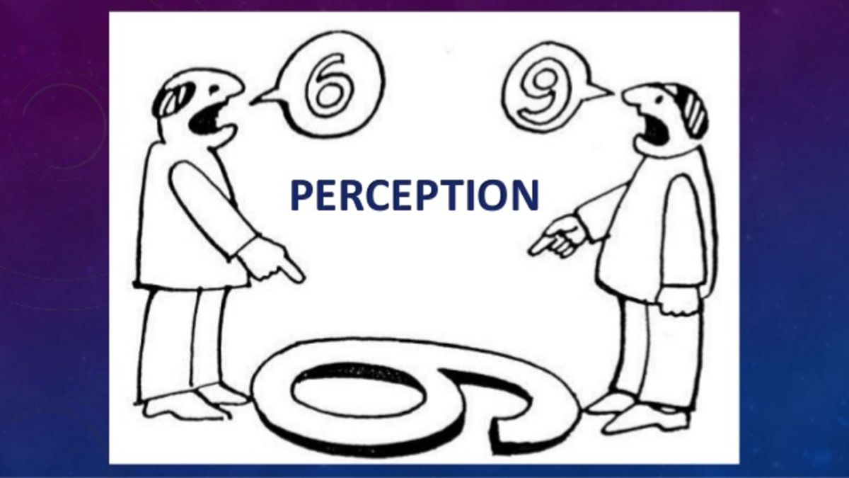 Perception Is Not Reality | Psychology Today