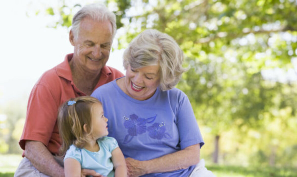 The Value Of Being A Grandparent Psychology Today