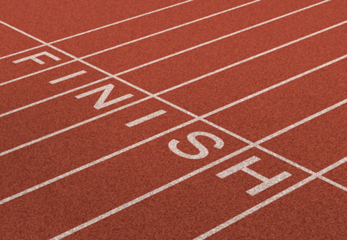 You Won't Find Happiness at the Finish Line | Psychology Today