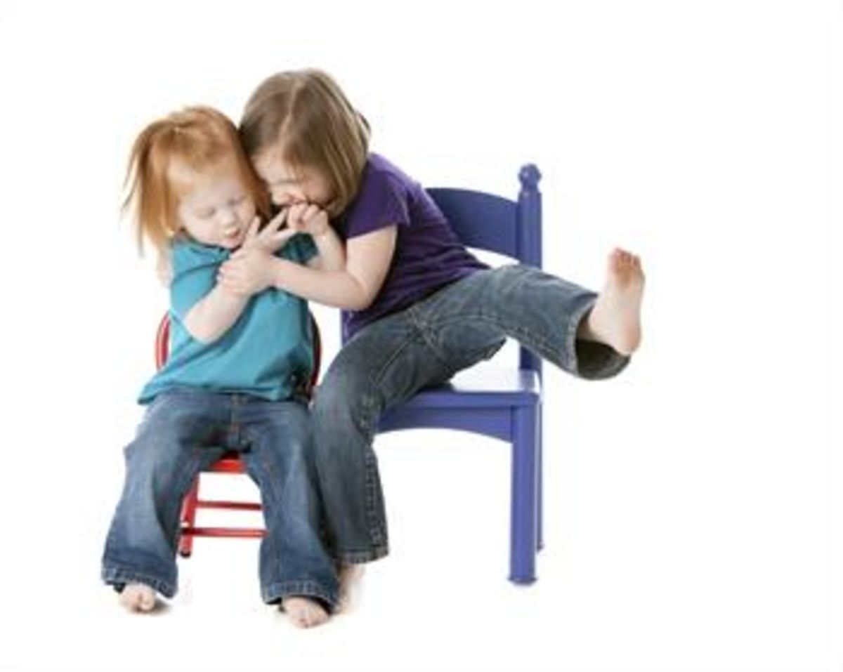 Why Kids Hit Siblings and How to Help Them Stop | Psychology