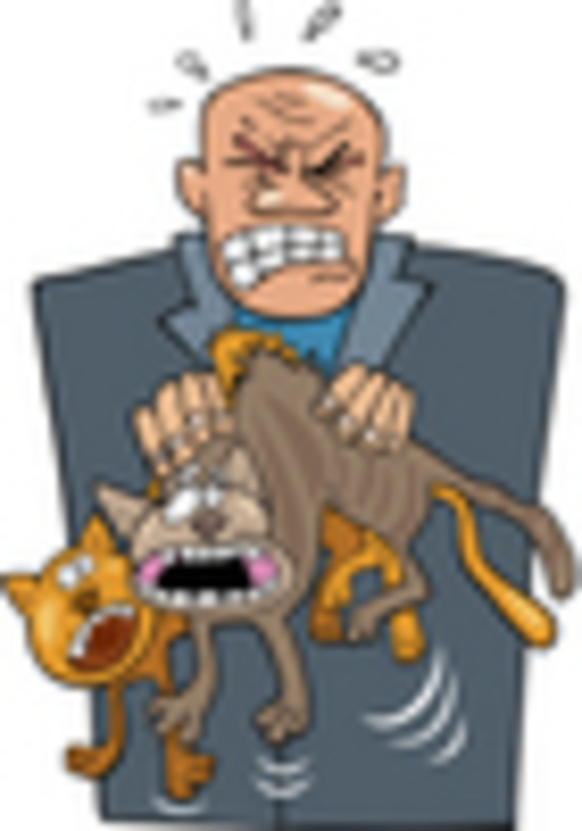 Understanding Serial Animal Abusers | Psychology Today