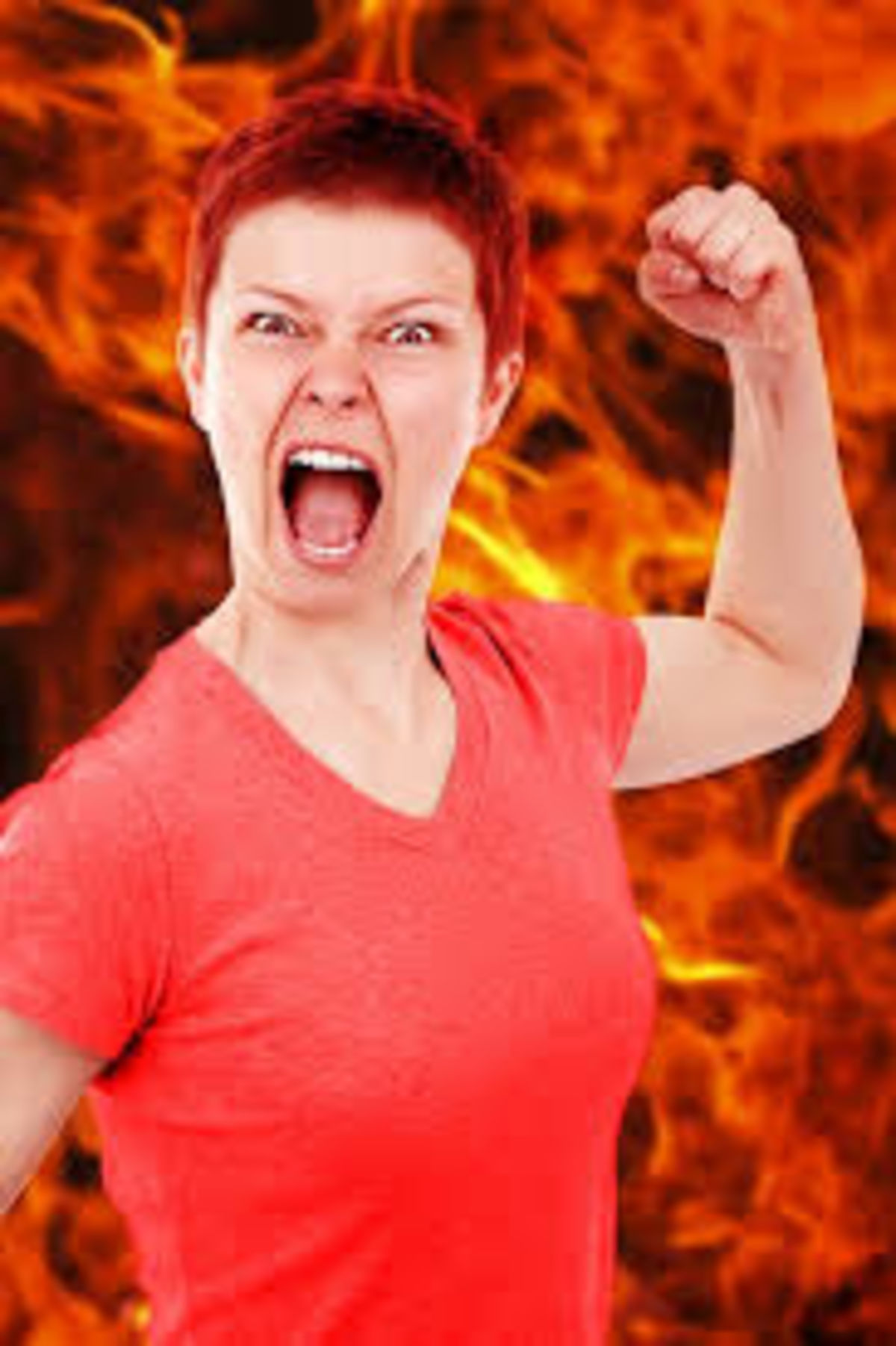 Does Your Partner Have Rage Attacks? Here's What to Do