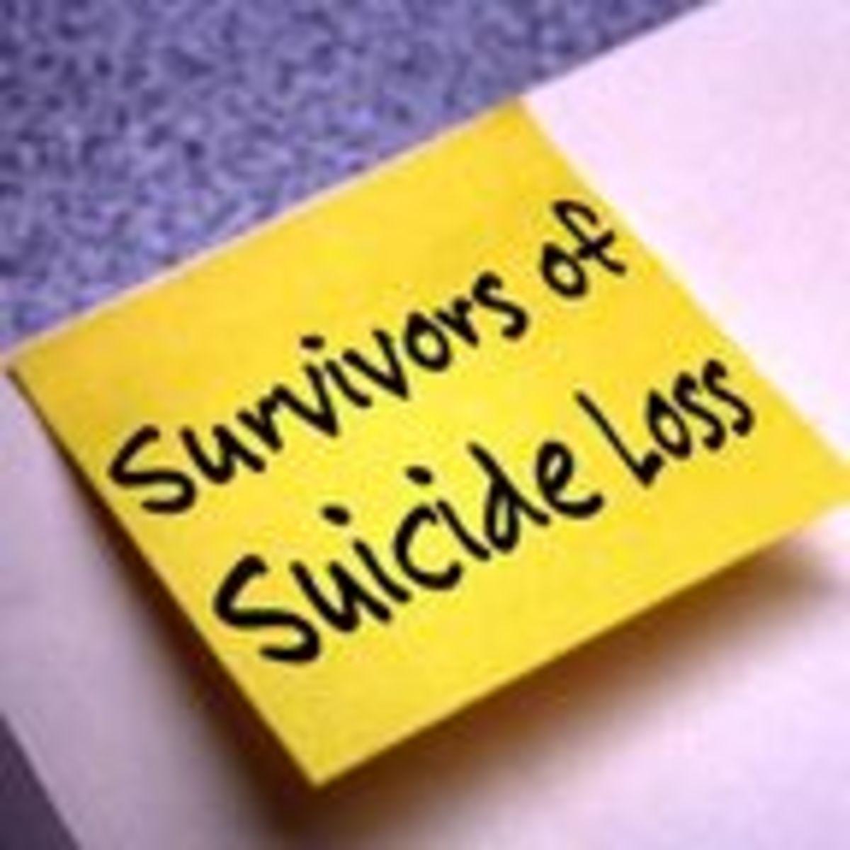 Understanding Survivors Of Suicide Loss Psychology Today