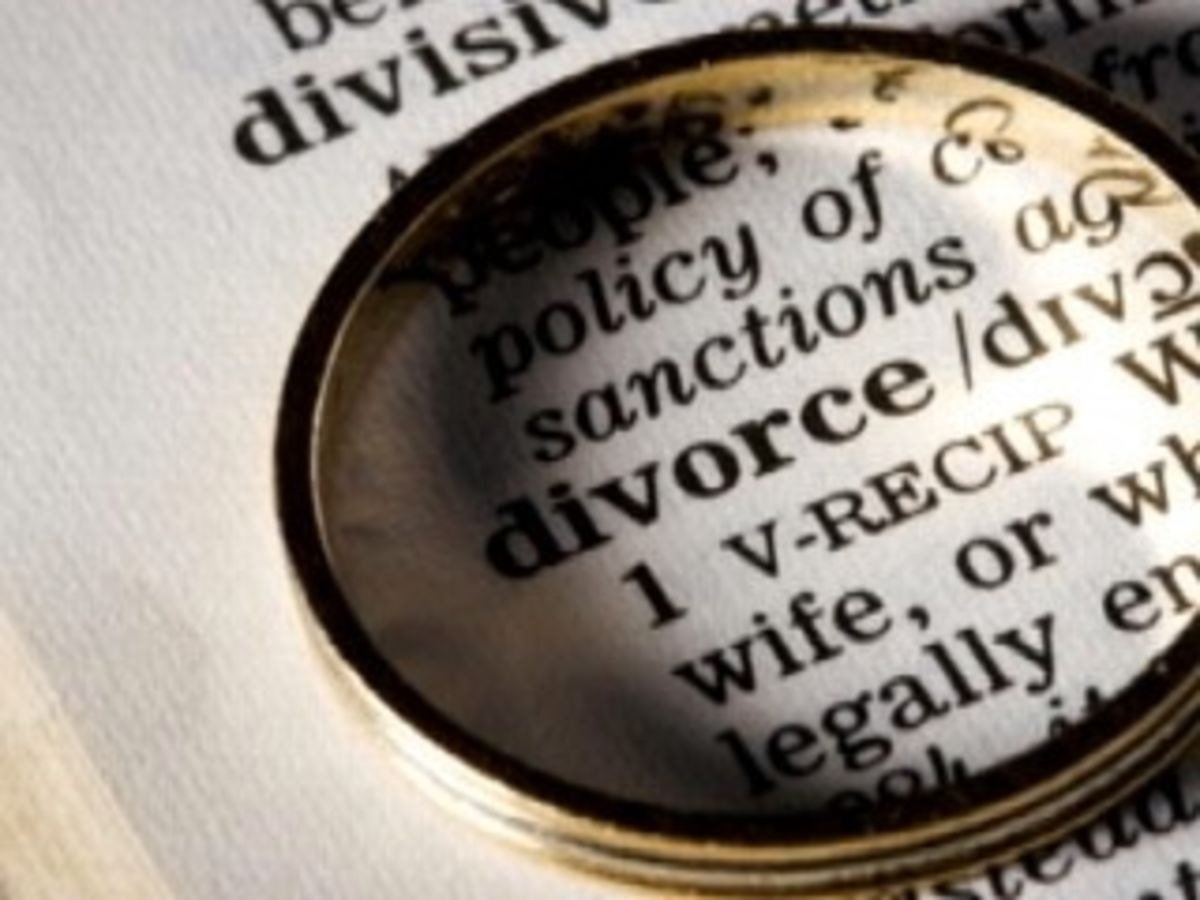 The Three Worst Mistakes People Make When Getting a Divorce