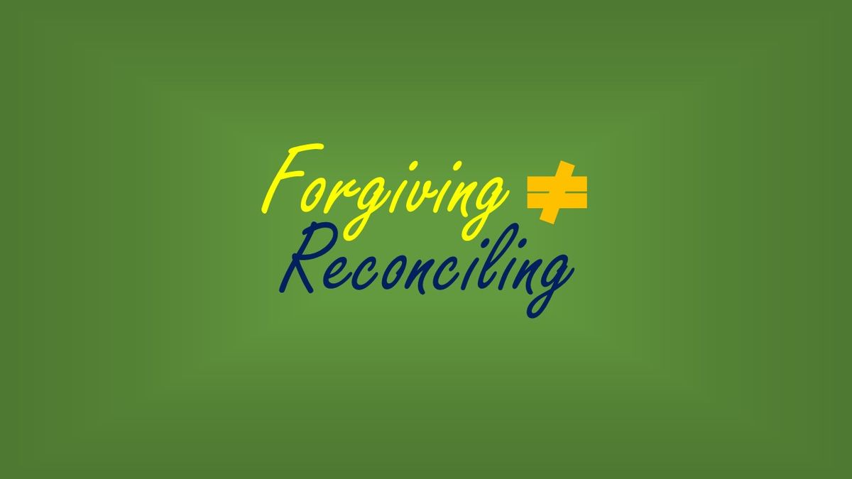 Why Forgiving Does Not Require an Apology | Psychology Today