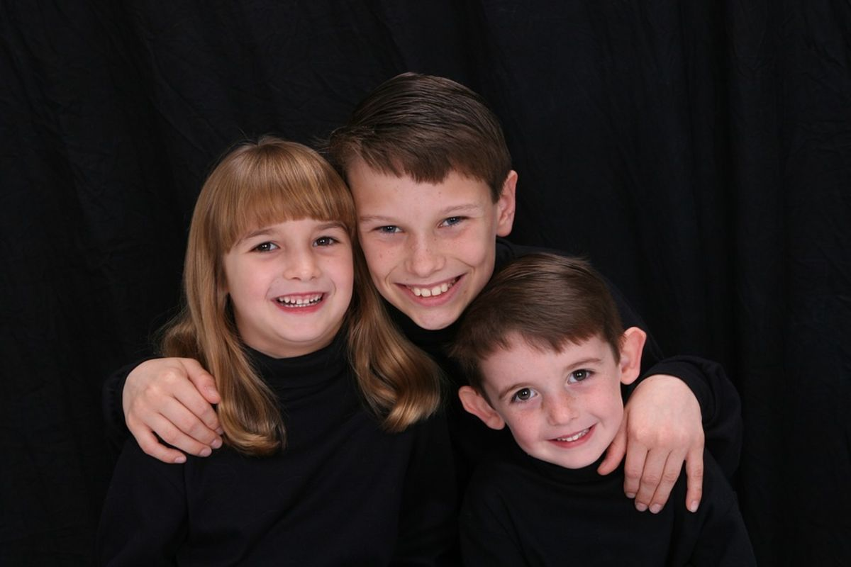 Birth Order and the Third Child | Psychology Today