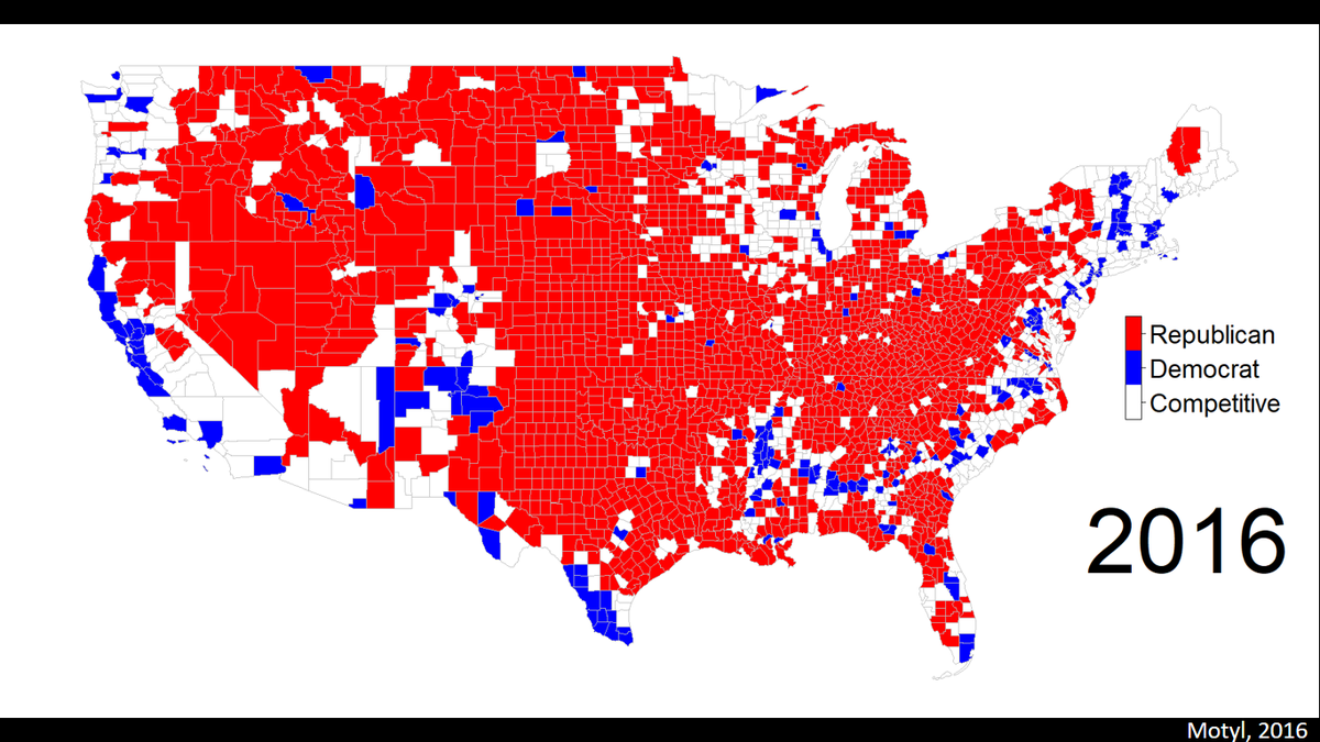 The Polarization of America | Psychology Today