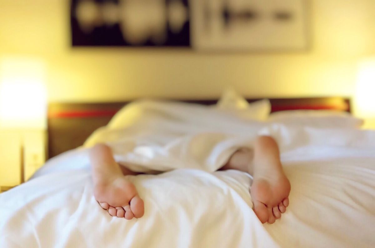 The Connection Between Sex and Sleep   Psychology Today
