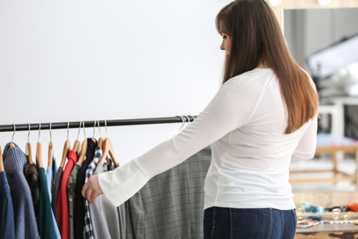 Medication-Linked Weight Gain and Clothing Discrimination
