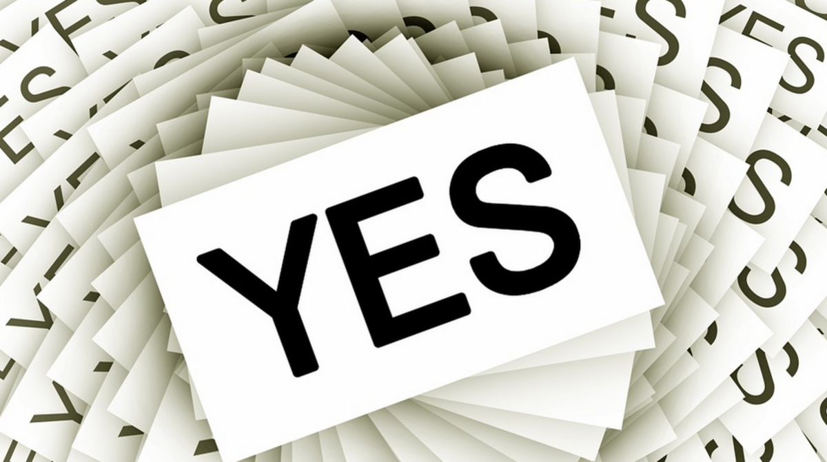 The Power of Yes | Psychology Today