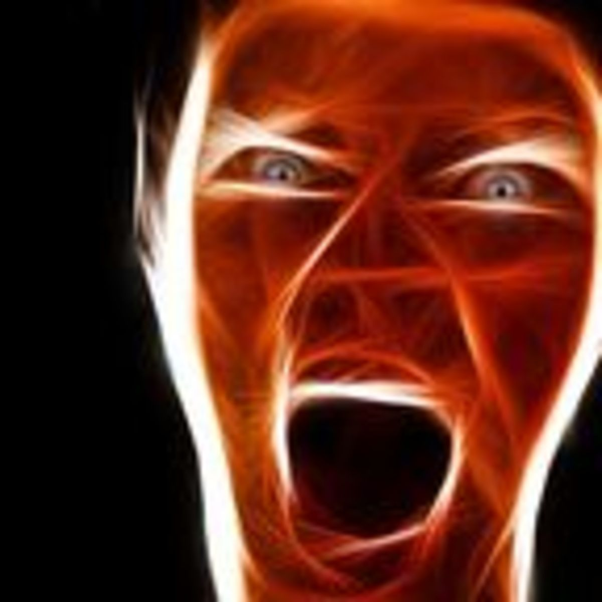 What Happens in a Borderline Man's Brain When He Gets Mad