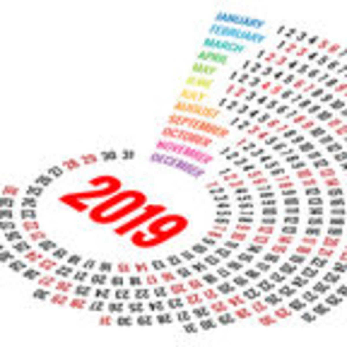 Making A Difference In 2019 An Awareness Calendar Psychology Today