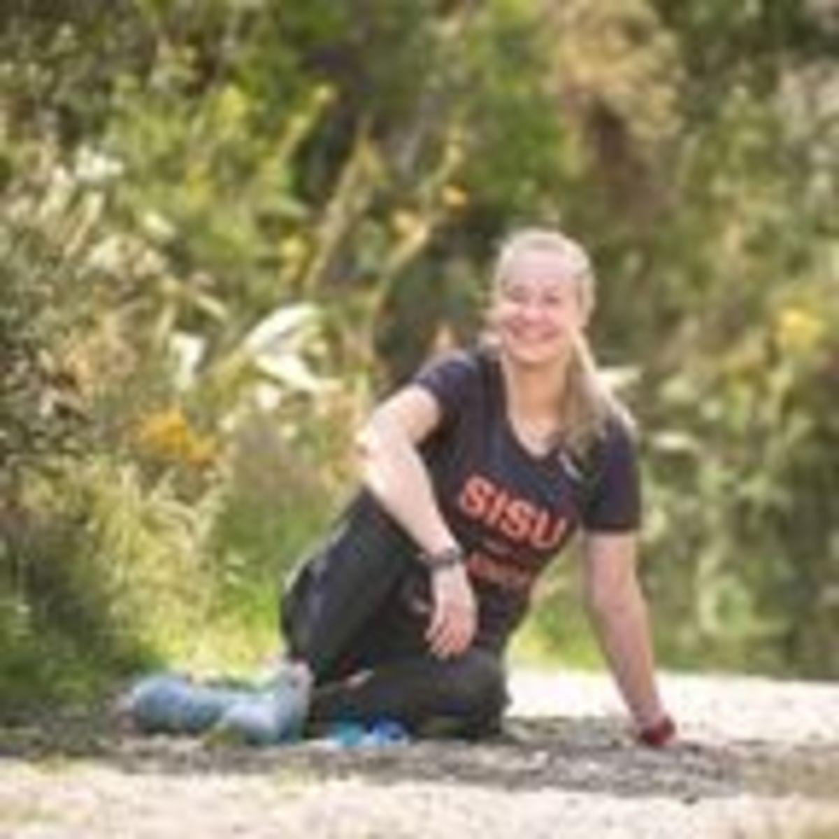 An Ultramarathon Runner's Secret to Mental Toughness