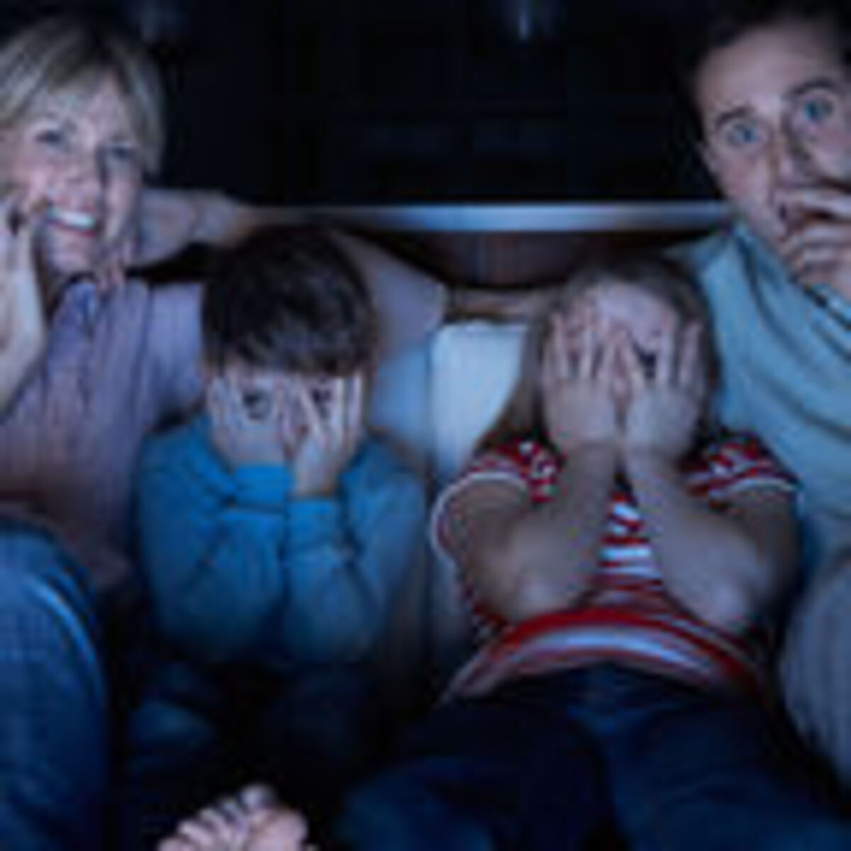 Should You Let Your Kid Watch Scary Movies Psychology Today