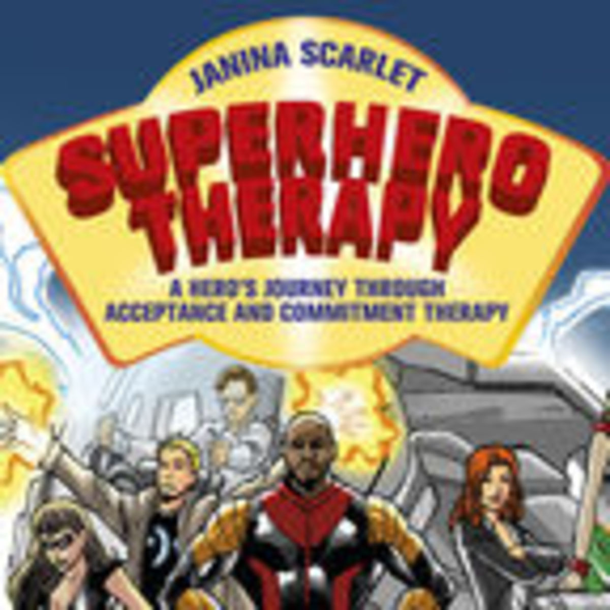 Superhero Therapy—Healing through fiction | Psychology Today