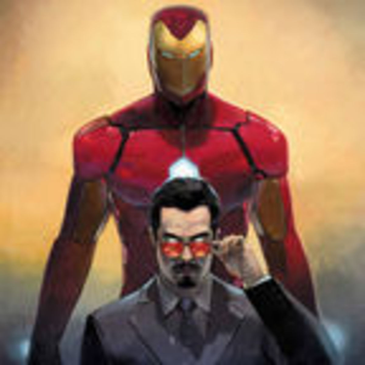 A Clinical Perspective on Panic and PTSD in Iron Man 3