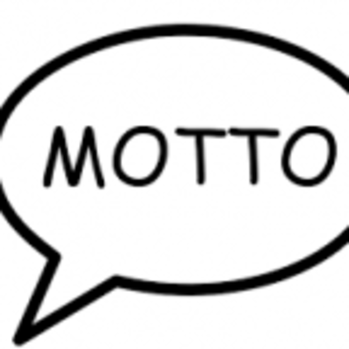 9 Reasons You Need a Personal Motto | Psychology Today