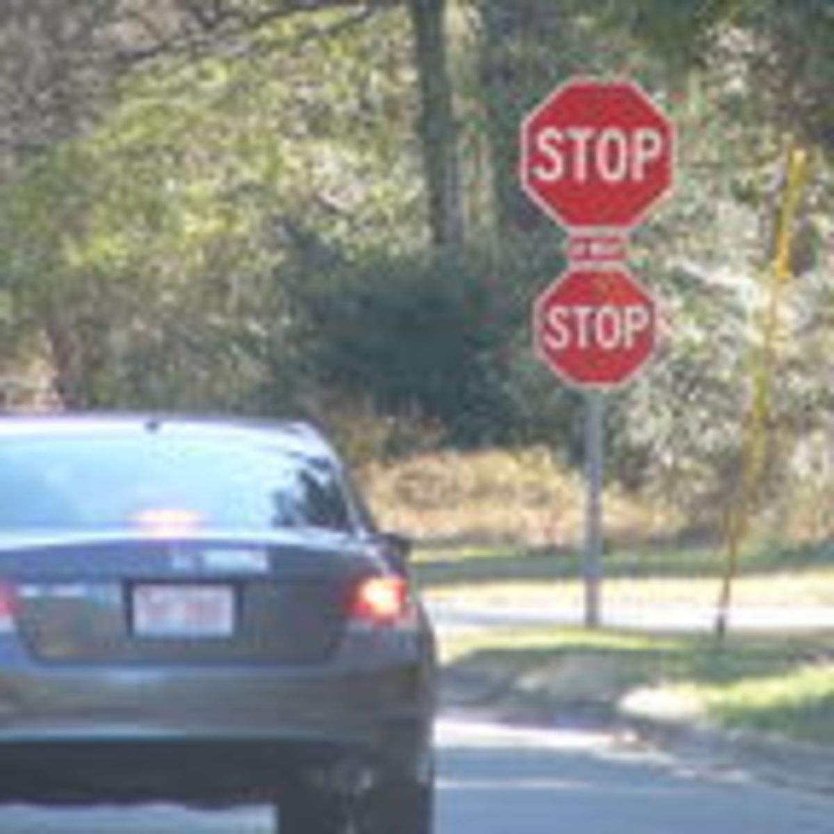 Death by Stop Sign | Psychology Today