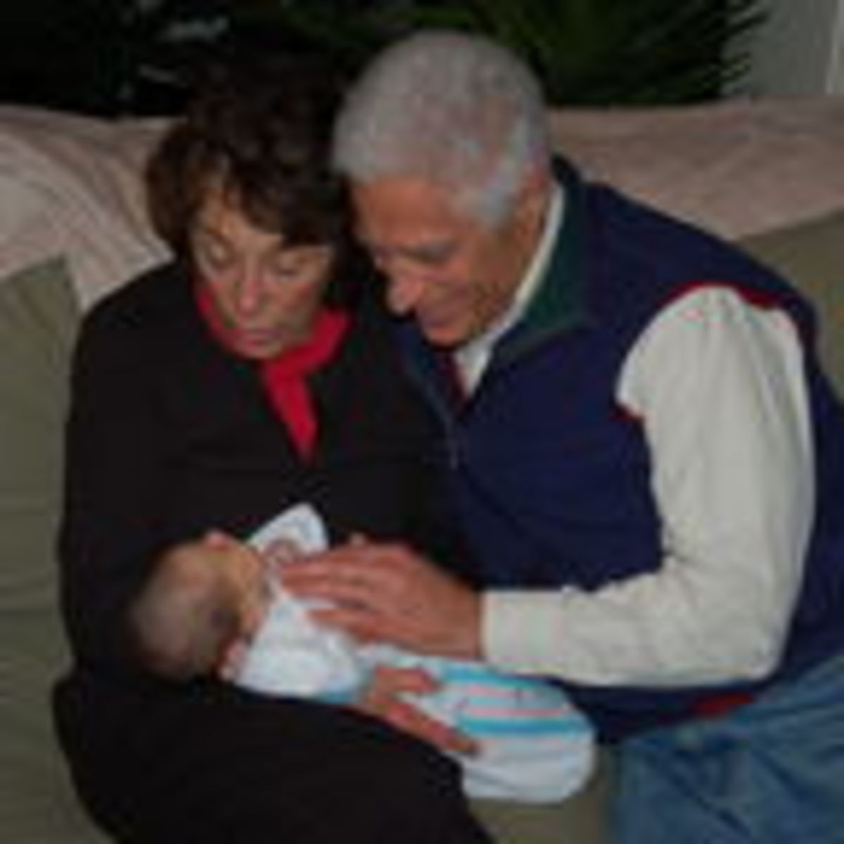 Hateful, Abusive, Neglectful Parent, or Doting Grandparent