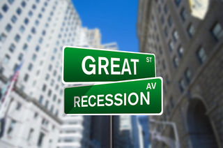 Investment Zen/Great Recession Wall Street Sign/flickr/CC BY 2.0/no changes made