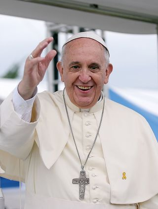 Pope francis interview homosexuality and christianity