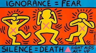 © Keith Haring Foundation