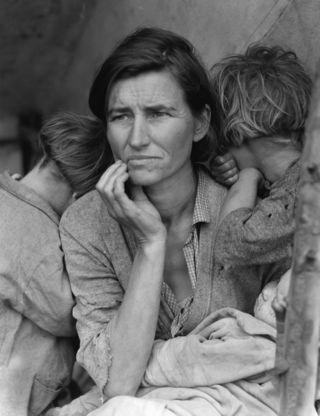 Dorothea Lange/Public Domain