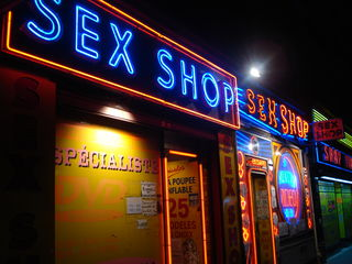 sex shops (Paris), labeled for reuse, Wikimedia Commons