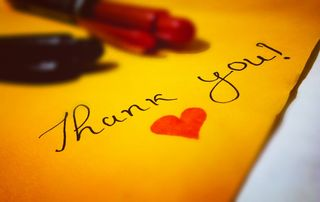 handwritten thank you notes have surprising consequences