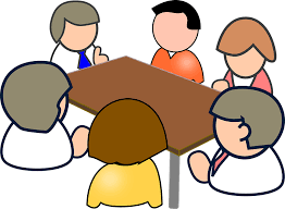 Meeting Conference/ Pixabay Free Vector Graphic
