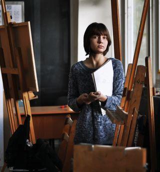 Artist in studio/ Svetlana Pochatun/ Unsplash/ Licensed Under CC BY 2.0